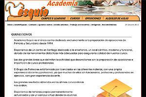 Academia Esquío