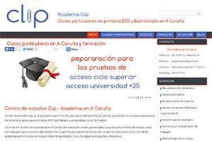 Academia Clip