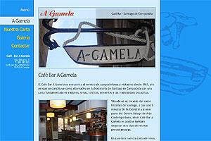 Café - Bar A Gamela
