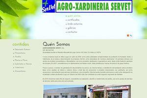 Agroxardinería Servet