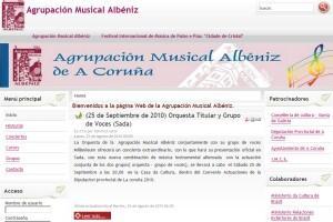 Agrupación Musical Albéniz