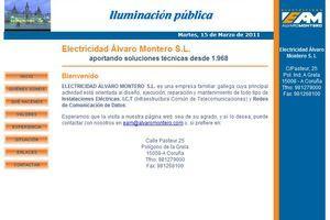 Electricidad Alvaro Montero