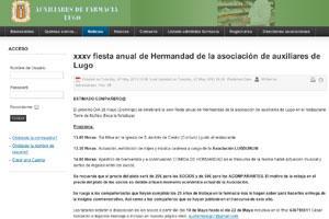 Asociación de Auxiliares Técnicos de Farmacia de Lugo