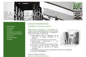 Barrera Orosa, formación y consultoría