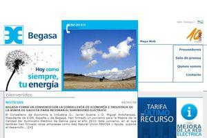Begasa (Barras Eléctricas)