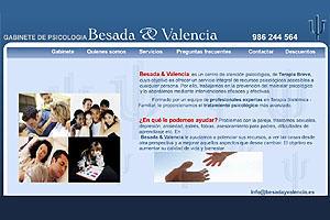 Psicólogos Besada y Valencia