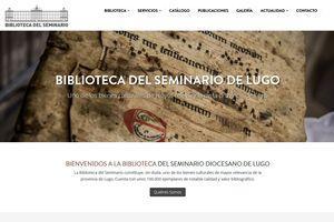 Biblioteca do Seminario de Lugo