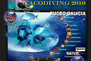 Buceo Galicia