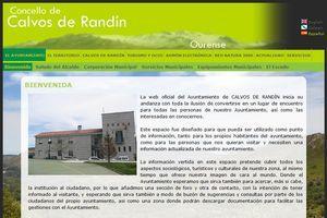 Concello de Calvos de Randín