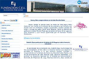 Fundación CEL - Iniciativas por Lugo