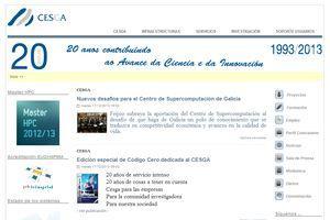 Centro de Supercomputación de Galicia