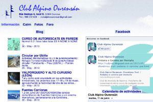 Club Alpino Ourensan