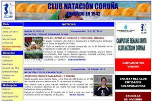 Club Natación Coruña