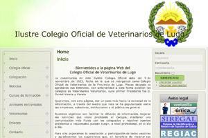 Ilustre Colegio Oficial de Veterinarios de Lugo