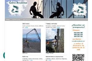 Costa Atlántica, construcións e reformas