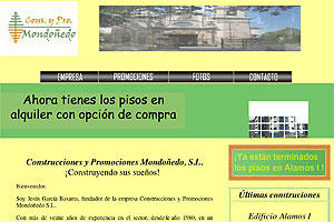 Construcciones y Promociones Mondoñedo