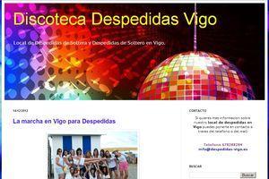 Discoteca Despedidas Vigo