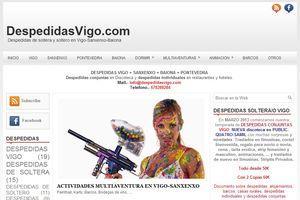 Despedidas Vigo