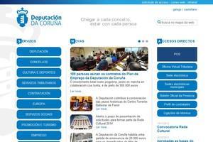 Deputación Provincial de A Coruña