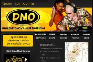 DiscoMóvil Ourense