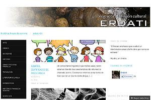 Erdati. Un blog sobre difusión cultural
