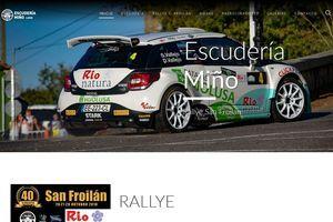 Escudería Miño / Rallye San Froilán