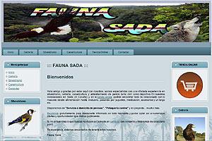 Fauna Sada