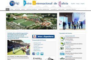Feira Internacional de Galicia. FIG Silleda
