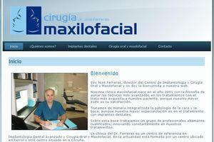 Cirugía Maxilofacial Dr. José Ferreras