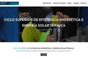 CIFP As Mercedes - Departamento de Enerxía e Auga