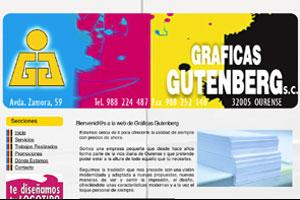 Imprenta Gutenberg