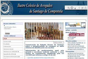 Colexio de Avogados de Santiago