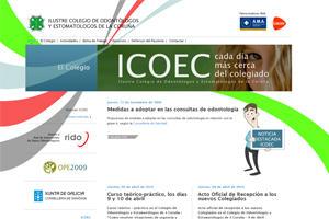 Ilustre Colegio Oficial de Odontólogos y Estomatólogos de A Coruña