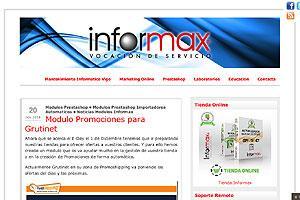 Informax Modulos para Prestashop
