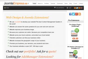 Joomla Empresa