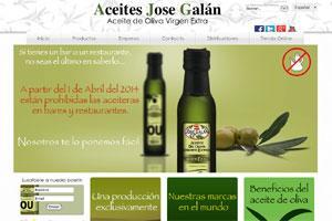 Aceites José Galán