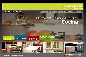 Cocinas Julio Fernández
