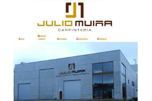Julio Muíña Carpintería