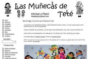 Las Muñecas de Teté