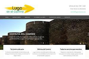 Lugo en el Camino