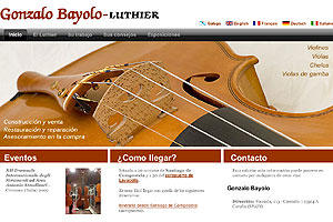 Gonzalo Bayolo Luthier