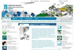 Consellería do Medio Rural e do Mar - Medio Rural