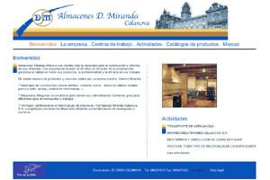 Almacenes D. Miranda