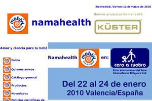 Namahealth Distribuciones, S.L.