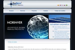 Norinver, montajes e ingeniería