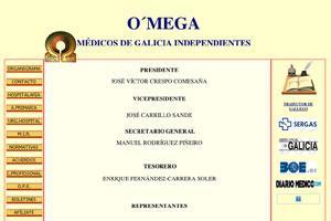 O'Mega. Médicos de Galicia Independientes