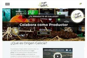 Origen Galicia