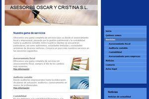 Asesores Óscar y Cristina