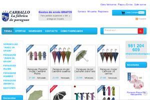 La Fábrica de Paraguas Carballo