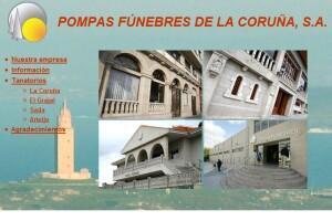 Pompas Fúnebres de La Coruña